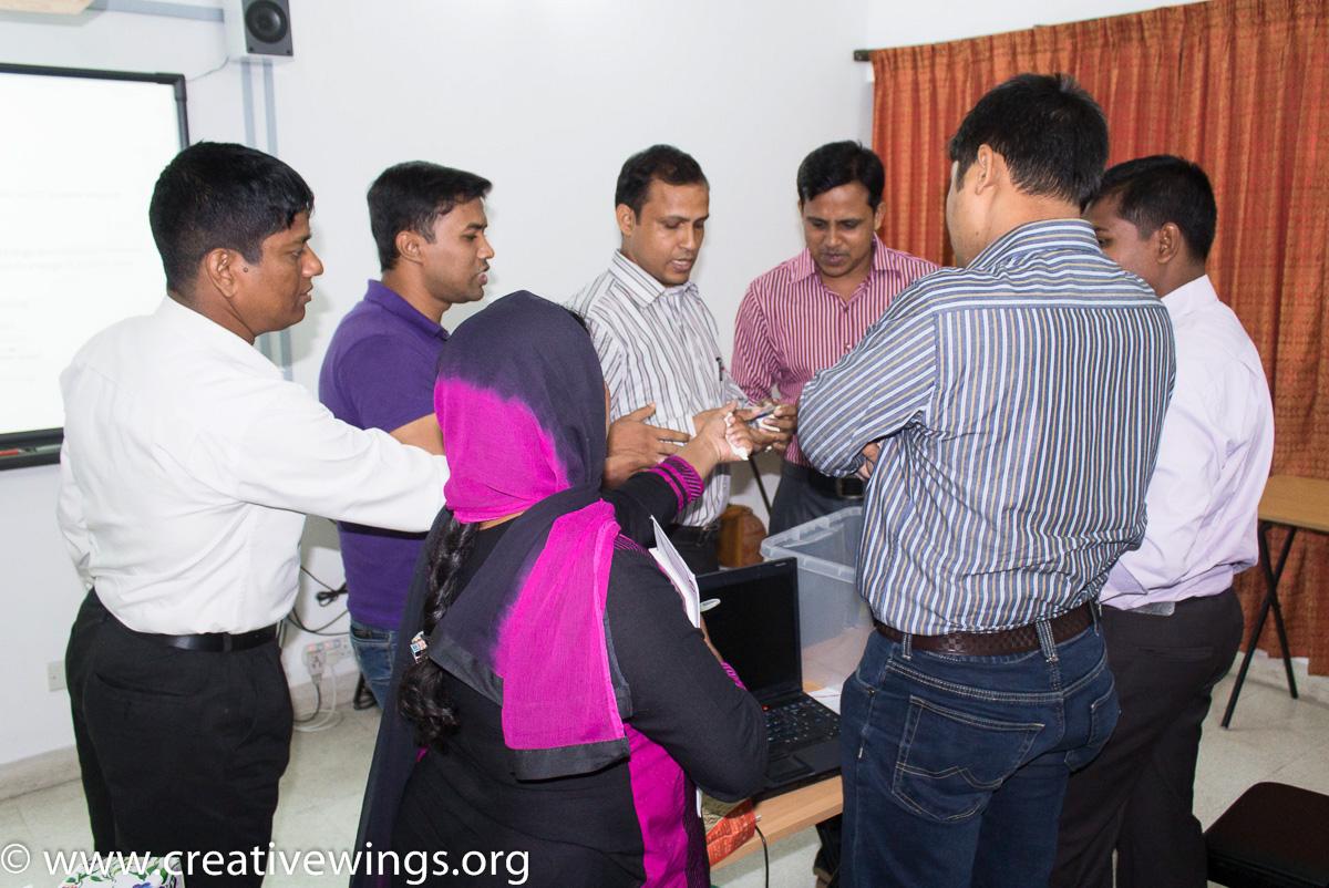 Grameen Shikkha Participants